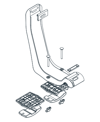 J Carrier Techinical drawing