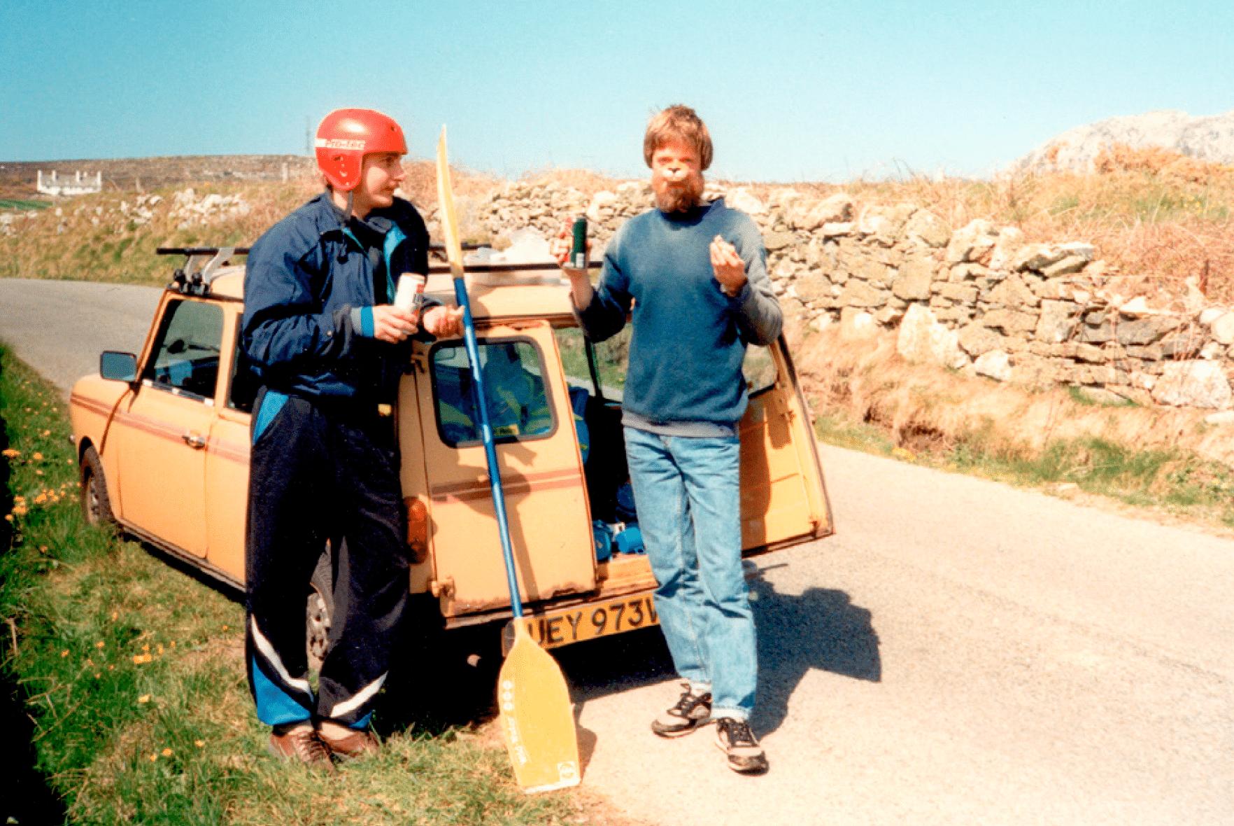 Historiakuva KarvinenCo
