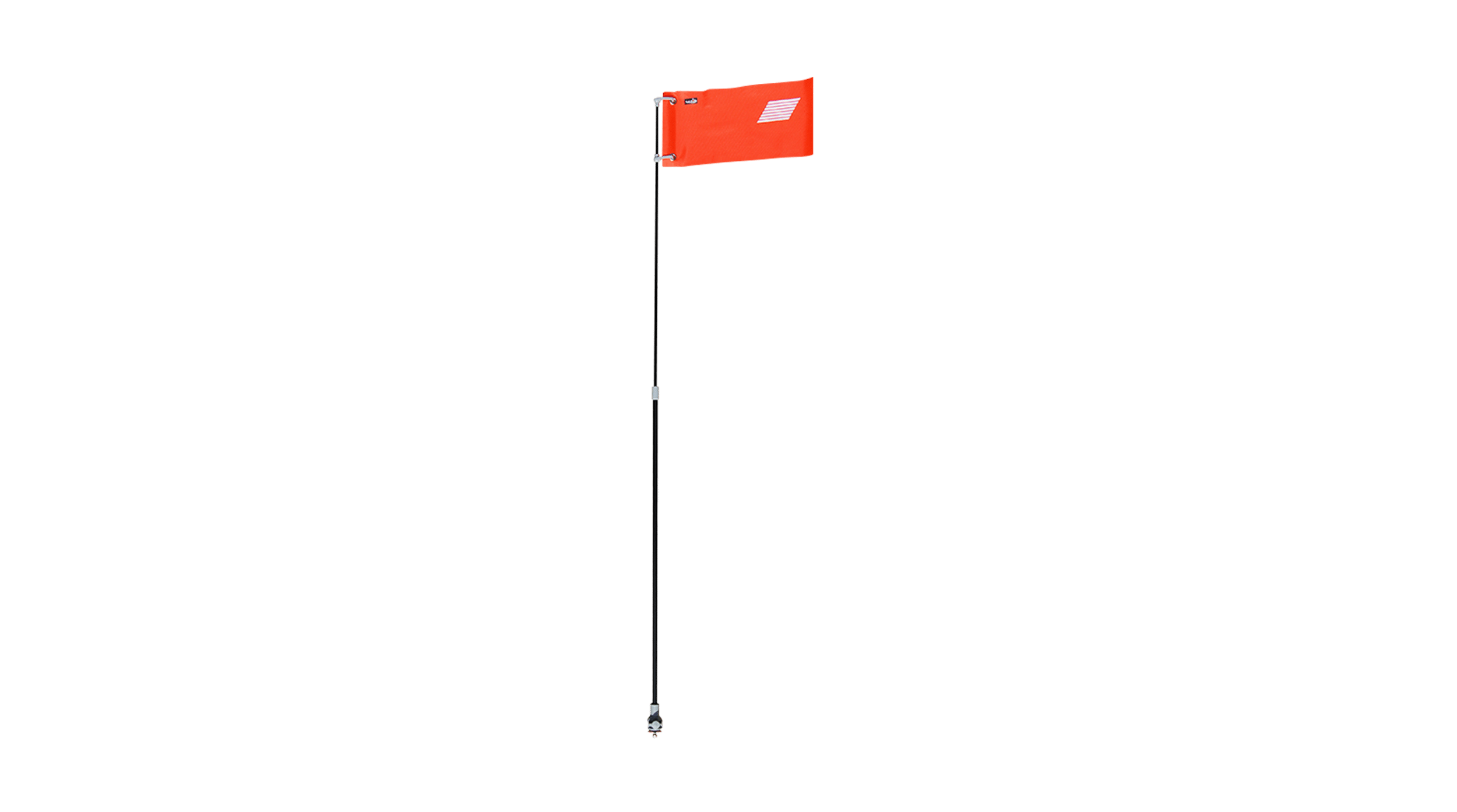 KS Safety flag telescopic